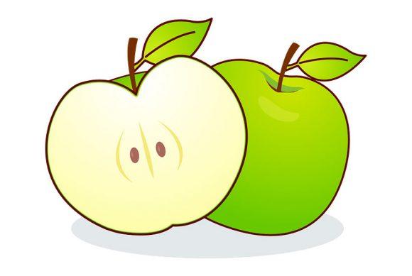 Apfel, du bist schön (von Sepp Faist)