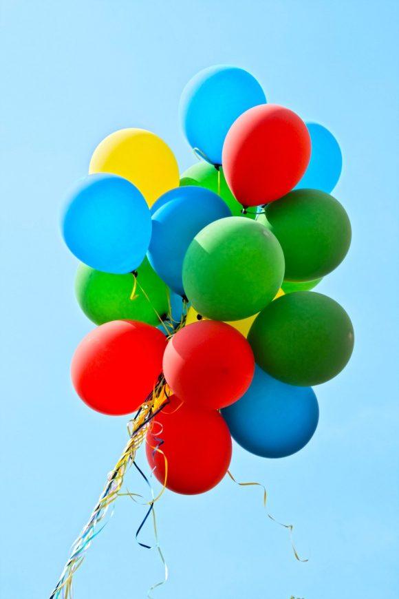 Luftballon Ideen